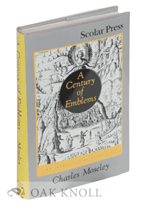 Charles Moseley   A Century Of Emblems