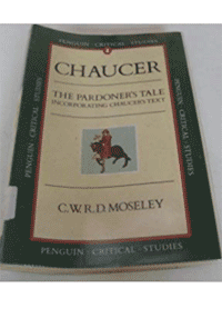 Charles Moseley   The Pardoners Tale