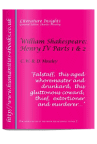 Charles Moseley   William Shakespear - Henry IV Parts 1 and 2