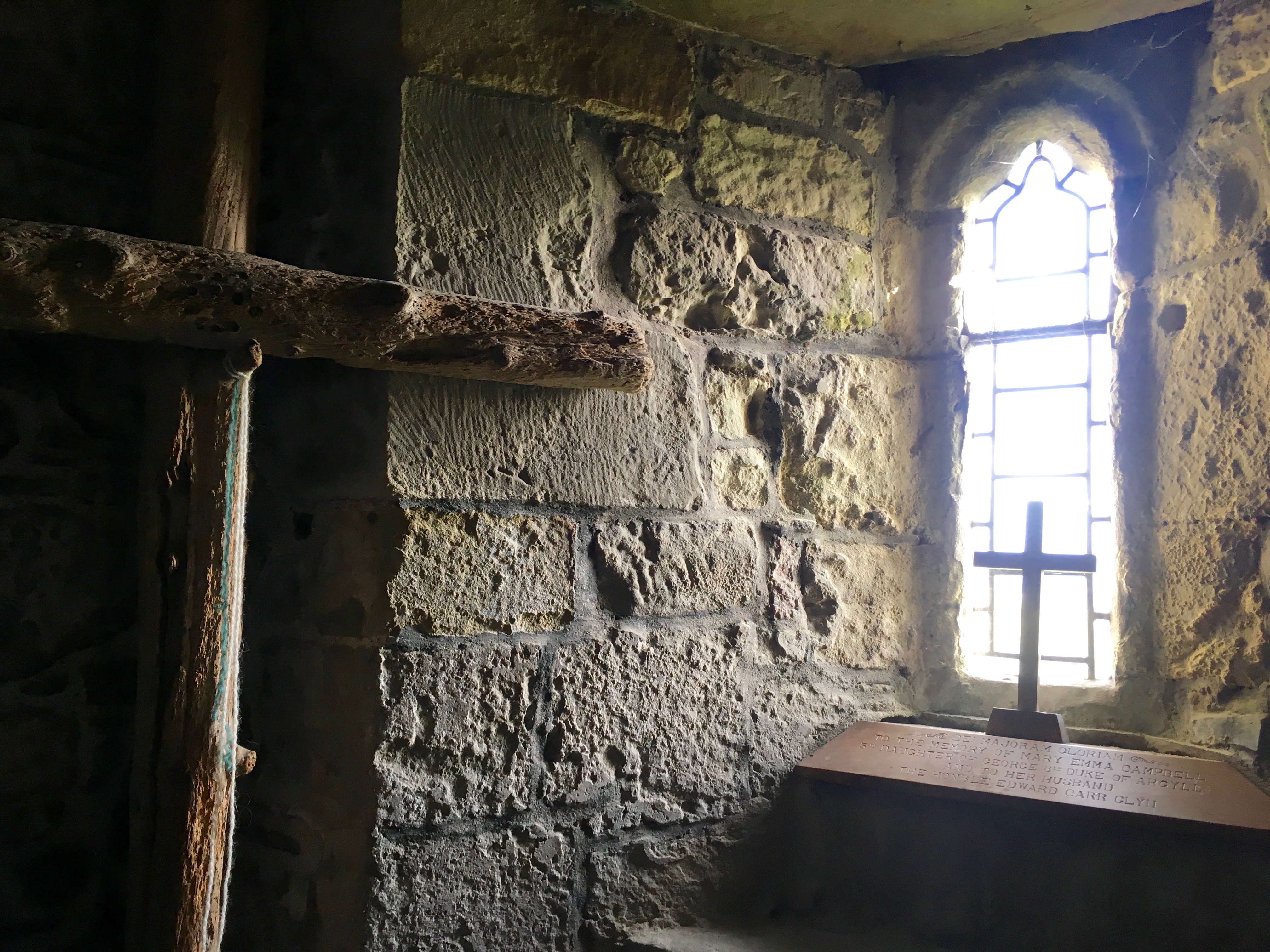 Charles Moseley | Iona Blog | Abbey | Columba | Cambridge Writer