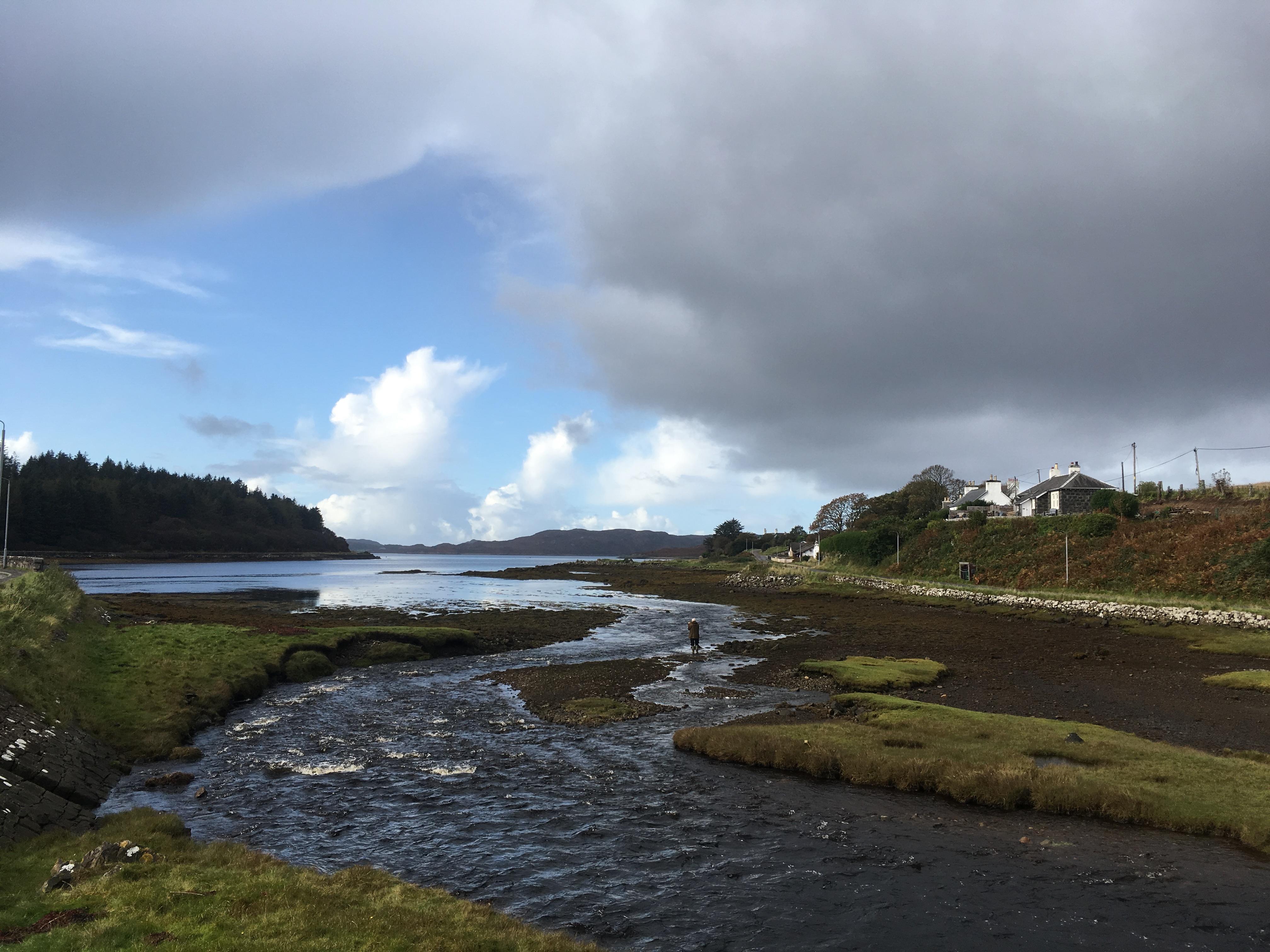 Charles Moseley | Iona Blog | Mull | Bunessan | Fishing | Columba | Cambridge Writer