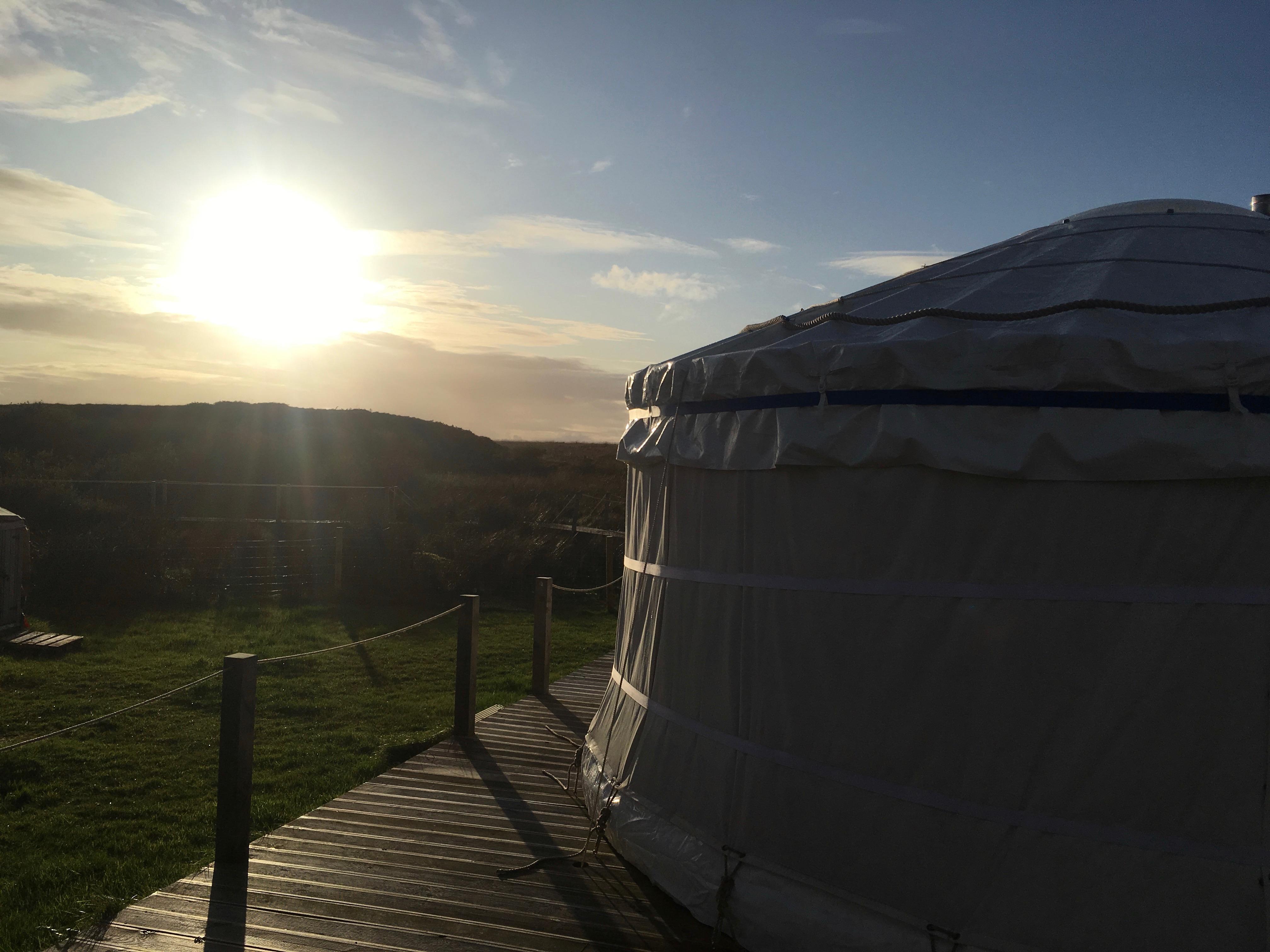 Charles Moseley | Iona Blog | Mull Yurt | Bunessan | Ardtun | Columba | Cambridge Writer