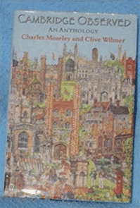 Charles Moseley | Cambridge Observed