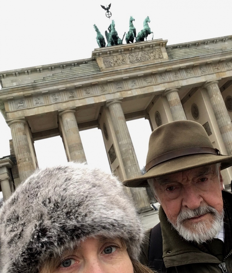 Charles | Moseley | Cambridge | Writer | Frustrated | Blog | Berlin | Brandenberg | Gate