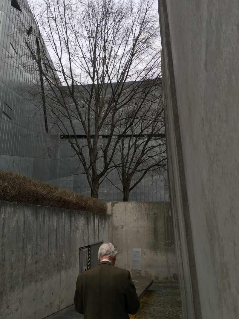 Charles | Moseley | Frustrated | Blog | Berlin | Jewish | Museum