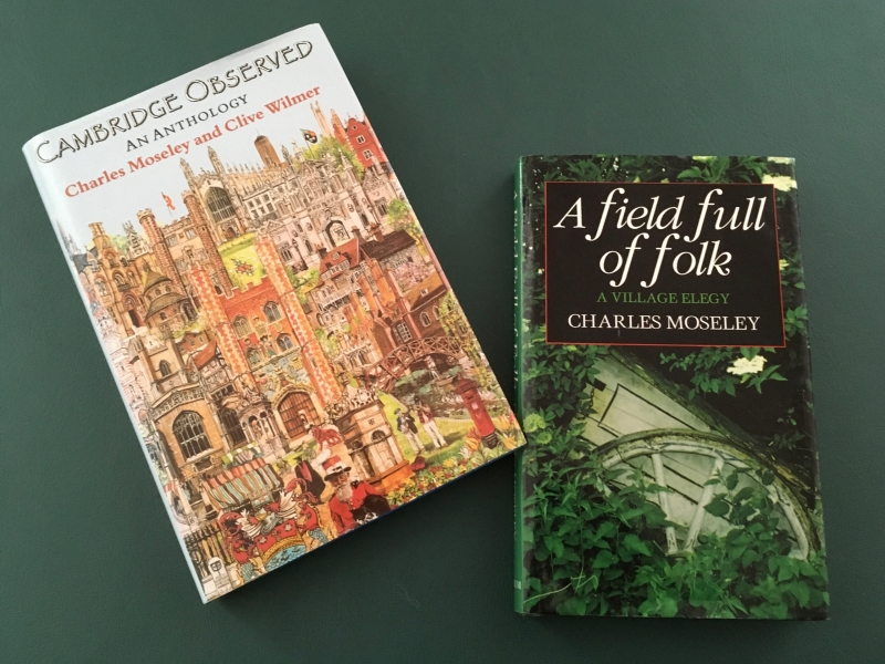 Charles | Moseley | Frustrated | Blog | Books