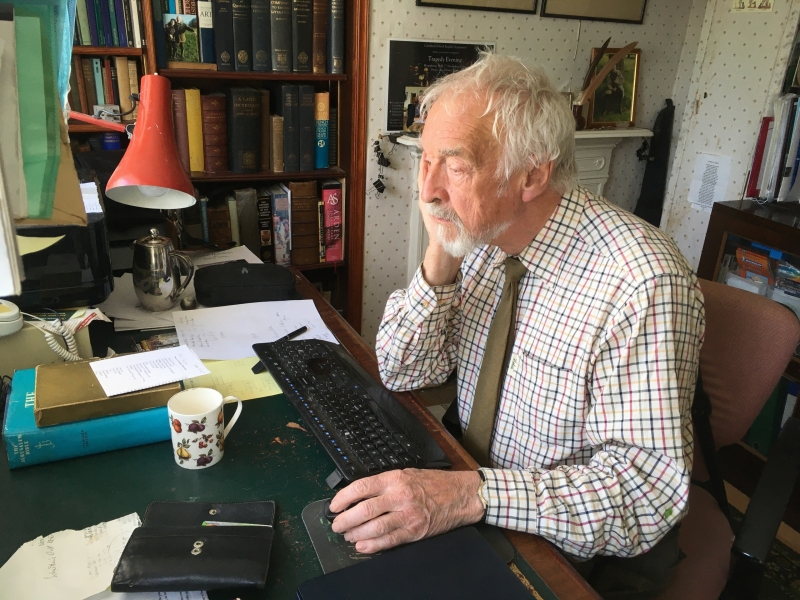 Charles | Moseley | Frustrated | Blog | Writing